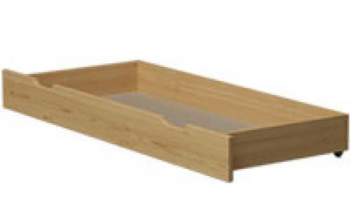 Tárolók az ágy alatt