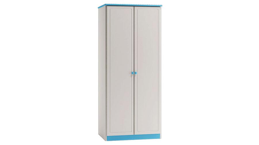 Fenyő szekrény Akemi 02 80/160cm