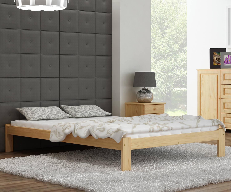 Anzu VitBed fenyő ágy 120x200cm