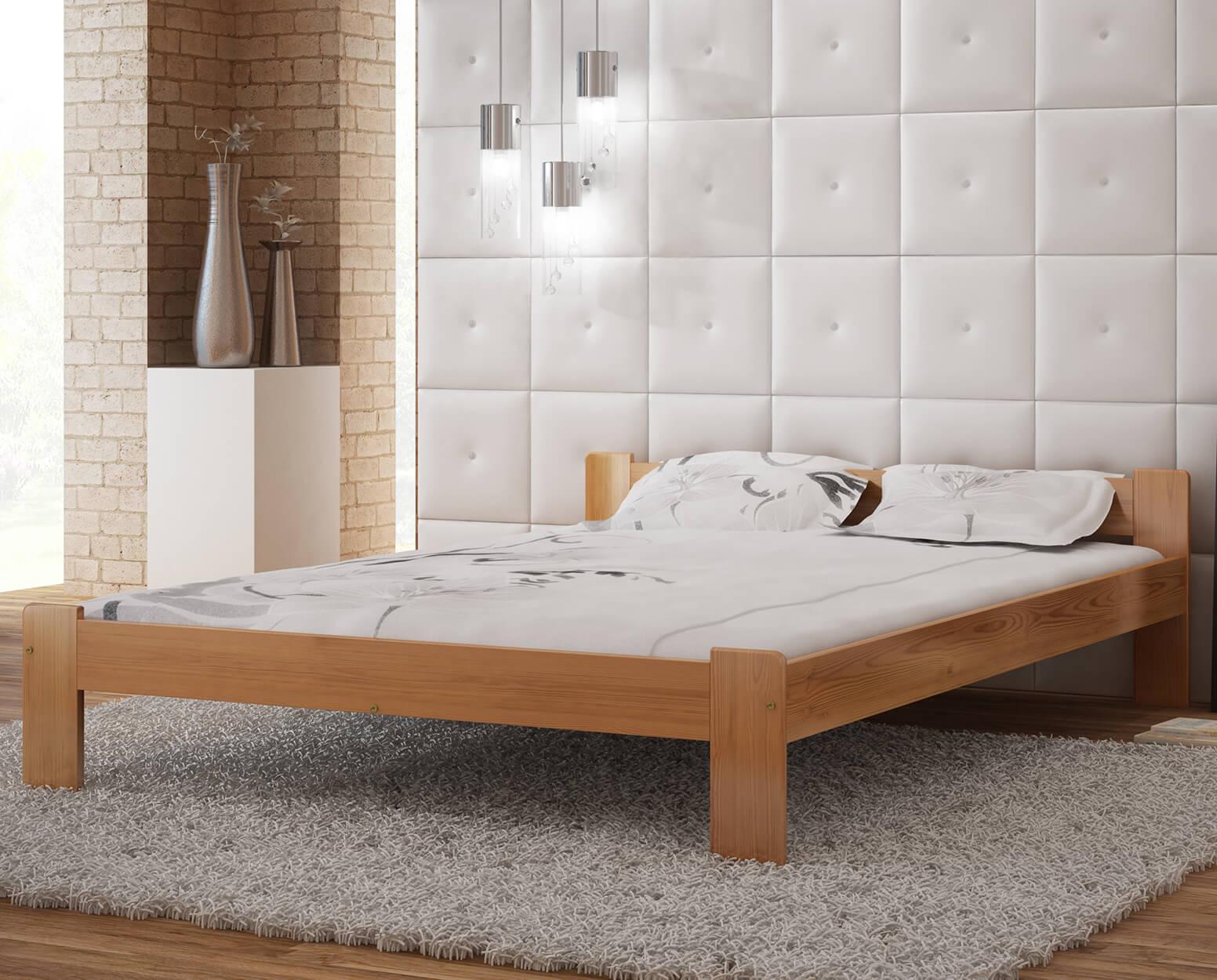 Jasnena ágy 120x200 éger