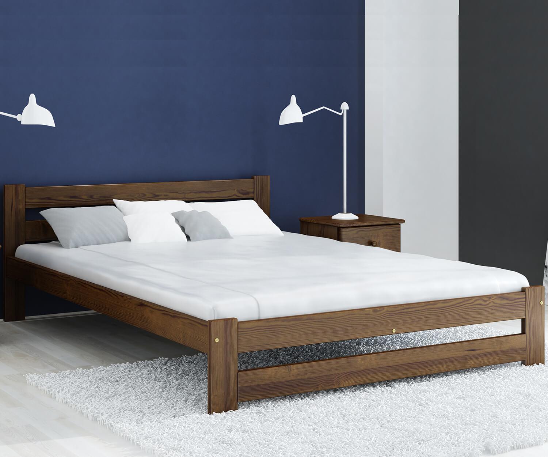Eureka VitBed ágy 120x200cm dió