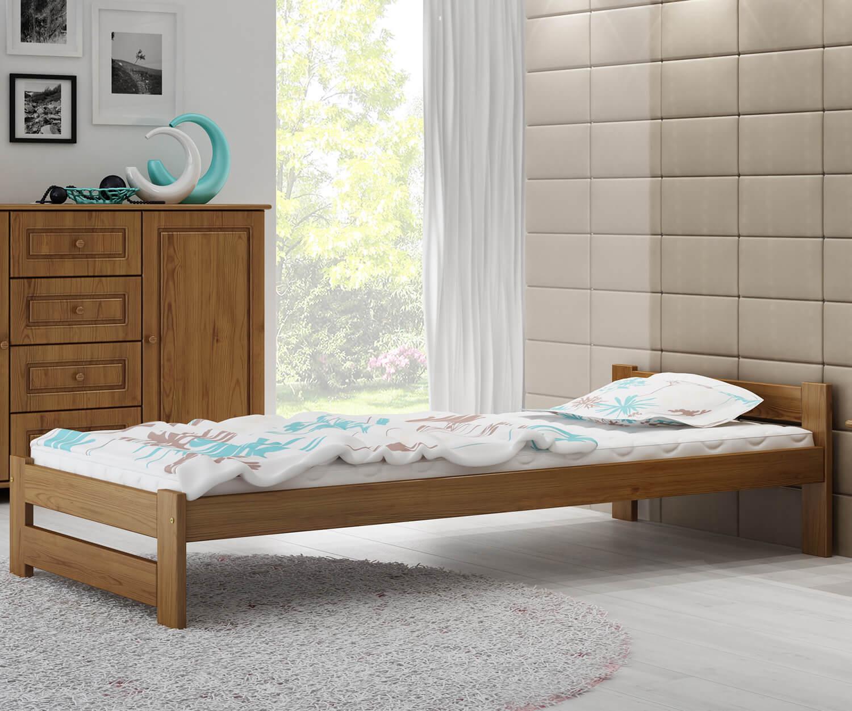 Ran VitBed ágy 90x200cm tölgy