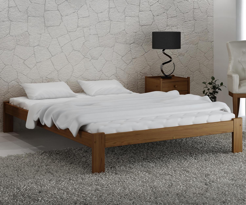 Anzu VitBed ágy 120x200cm tölgy