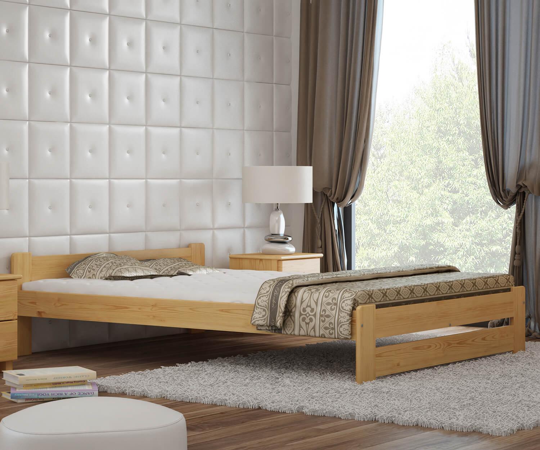 Eoshop Niwa ágy 160x200 - fenyő