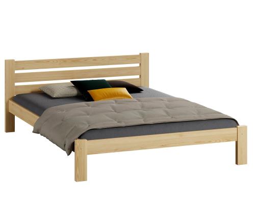 Ajza fenyő ágy 120x200
