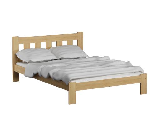 Beta ágy 120x200 fenyő