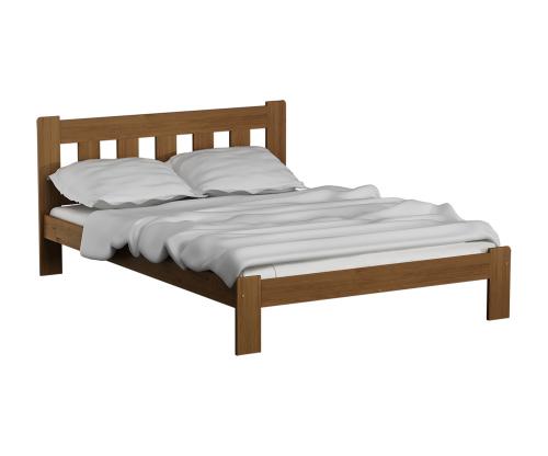 Beta ágy 120x200 tölgy