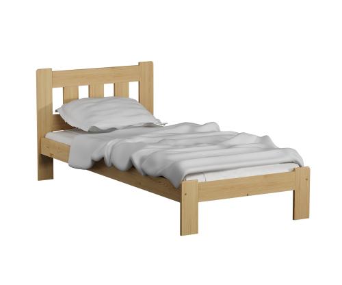 Beta ágy 90x200 fenyő