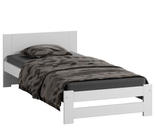DMD13 ágy 90x200cm fehér