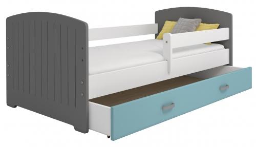 Mája M5 gyerek ágy 80x160 fehér