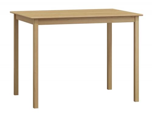 Téglalap alakú fenyő asztal c1 120x60 cm
