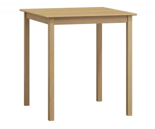 Fenyő asztal c2 80x80 cm