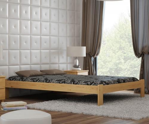 Adéla ágy fenyő 160x200cm