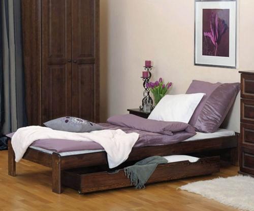 Adéla ágy dió 90x200cm