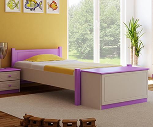 Akemi gyermek fenyő ágy 80x200 cm