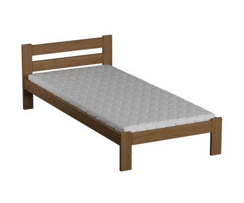 Akio VitBed ágy 90x200cm tölgy