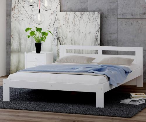 DMD1 ágy 140x200cm fehér