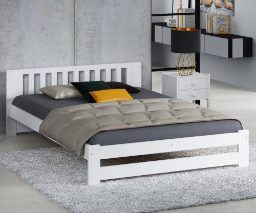 DMD11 ágy 120x200cm fehér
