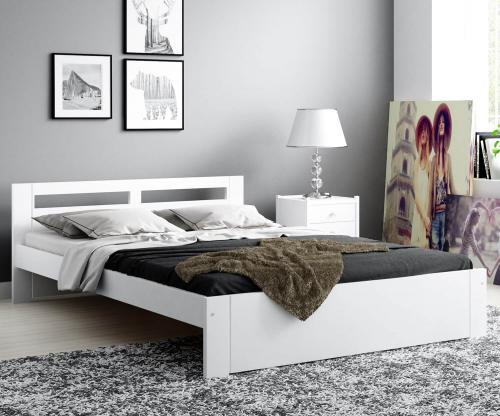 DMD6 ágy 120x200cm fehér