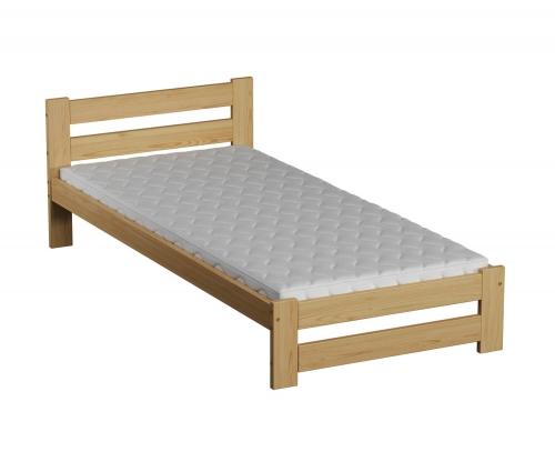 Eureka VitBed fenyő ágy 90x200cm