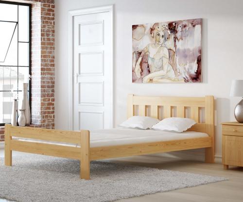 Greta fenyő ágy 120x200