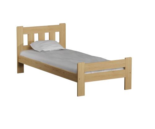 Greta ágy fenyő 90x200
