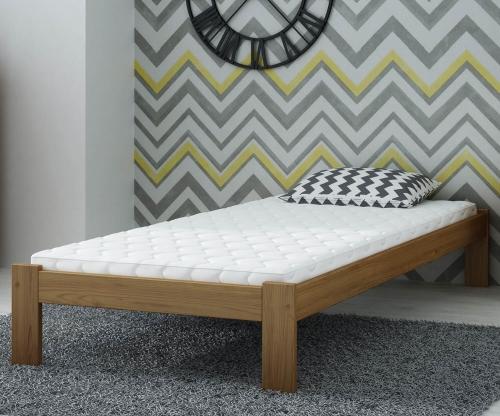 Anzu VitBed ágy 90x200cm tölgy
