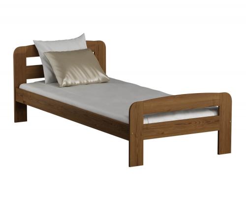 Nastenka ágy 90x200 tölgy