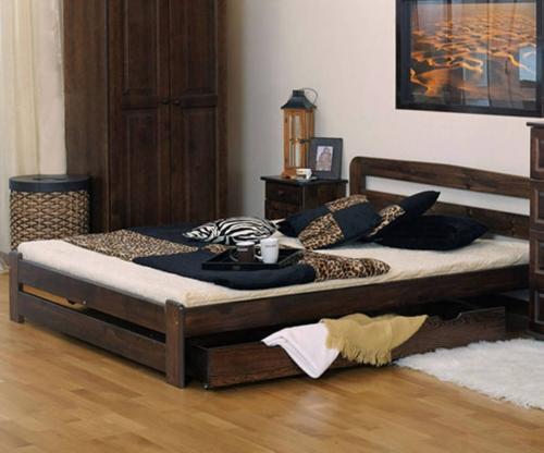 Sasa ágy 120x200 dió