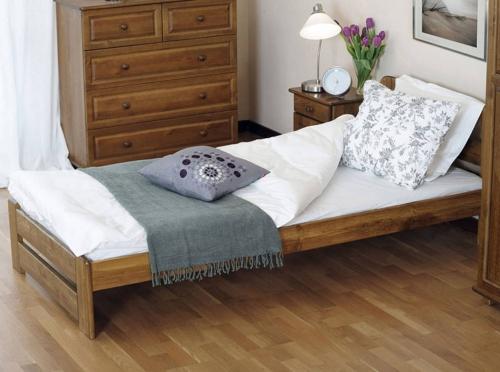 Sasa ágy 90x200 tölgy