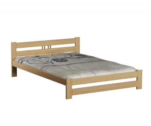 LUX VitBed fenyő ágy 120x200cm