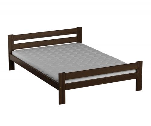 Kenta VitBed ágy 120x200cm dió