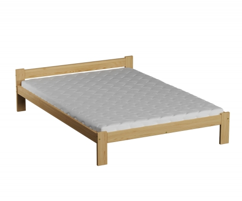 Isao VitBed fenyő ágy 120x200cm
