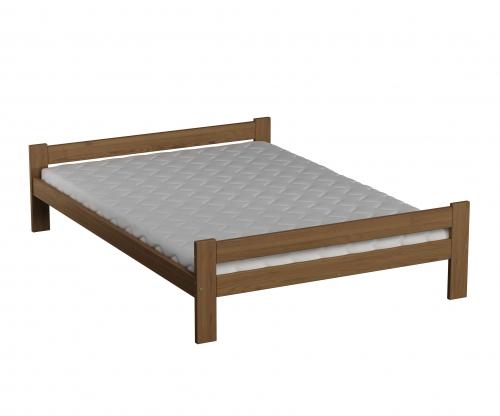 Fumi VitBed ágy 120x200cm tölgy