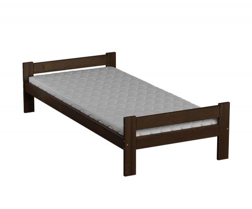 Fumi VitBed ágy 90x200cm dió