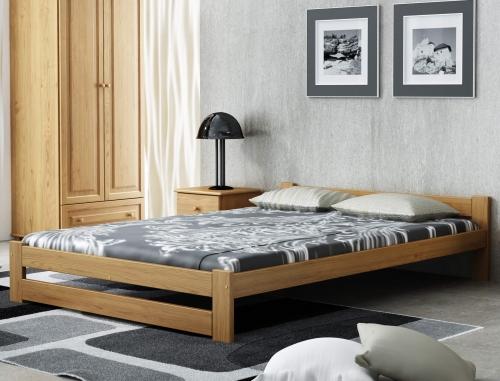 Ran VitBed ágy 120x200cm tölgy