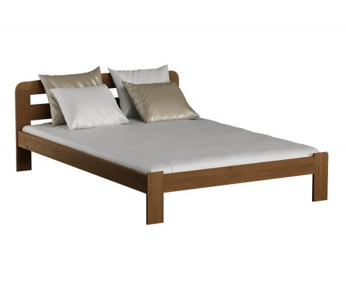 Marcelína ágy 120x200 tölgy