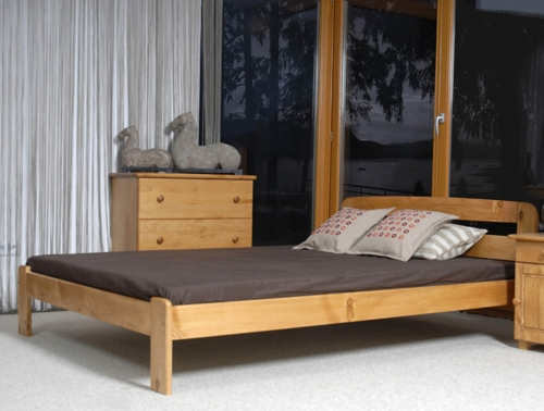 Marcelína ágy 120x200 éger