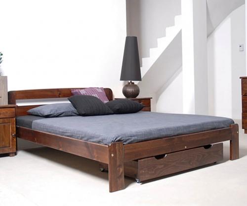 Marcelína ágy 140x200 dió
