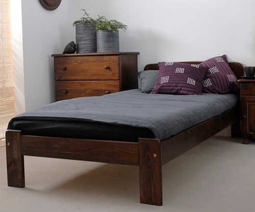 Marcelína ágy 90x200 dió
