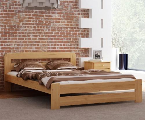 Sasa ágy 140x200 éger