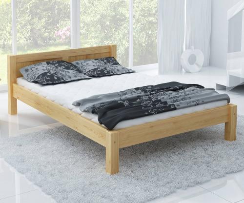 Viktoria fenyő ágy 160x200