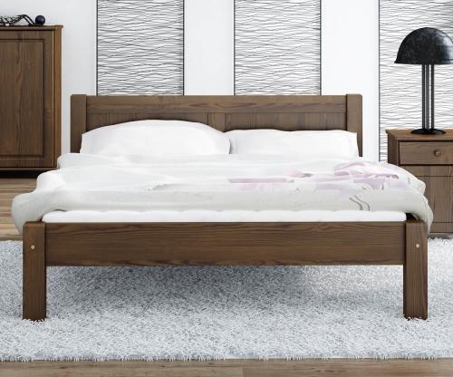 Viktoria ágy dió 140x200